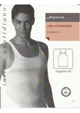 """ALPINA CANOTTA SPALLA STRETTA """"COSTINA"""""""
